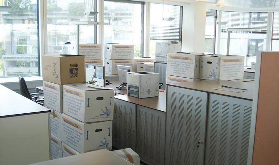 Empresa de Mudanzas en Markina-Xemein, Vizcaya 1