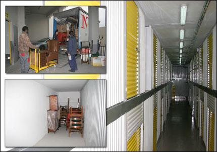 Empresa de Mudanzas en Lastras de Cuellar, Segovia 1